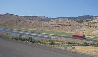 Longview Ranch Airport airport in Oregon, United States of America