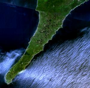 Cape Lopatka - Image: Lopatka Cape 156.77122E 50.94908N