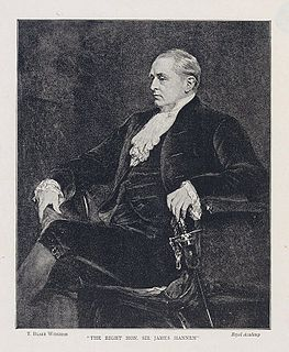 James Hannen, Baron Hannen English judge and vegetarian