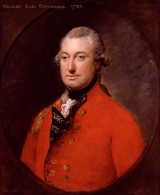 Company rule in India - Charles Cornwallis, he was the Governor- General of India when Permanent Settlement was introduced.