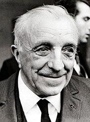 Louis Néel en 1970