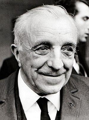 Louis Néel - Néel in 1970