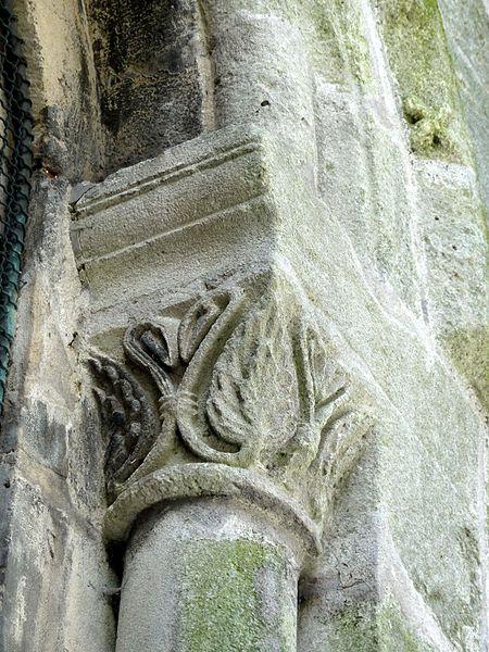 File louvres 95 tour saint rieul base du clocher for Pro fenetre mortagne du nord