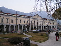 The Accademia Tadini in Lovere.   official_name              = Comune di Lovere