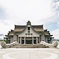 Low angle view of the Jingsi Hall in Hualien.jpg