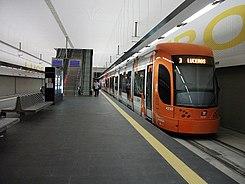 alicante tram mercado