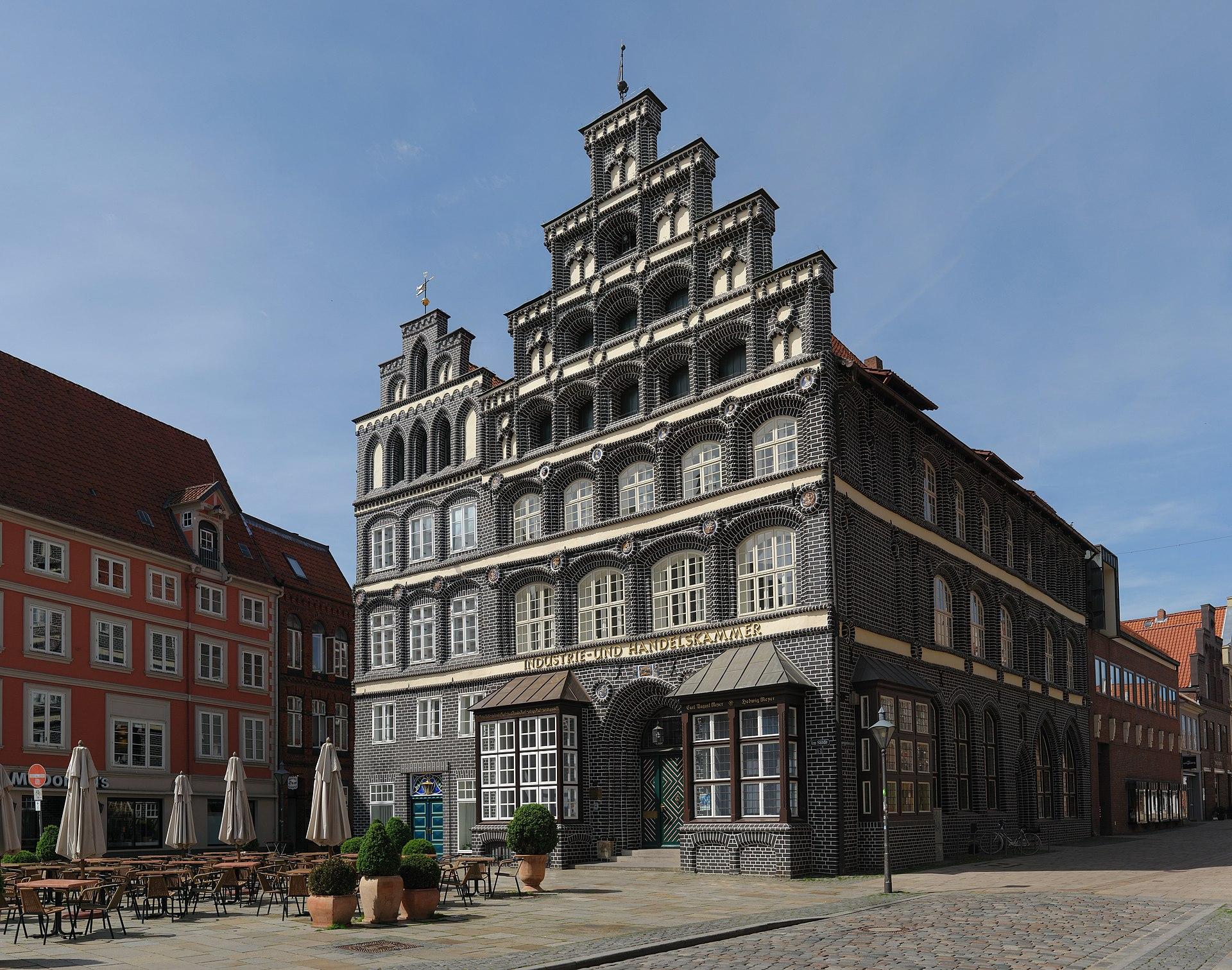 Industrie und Handelskammer Lüneburg Wolfsburg –