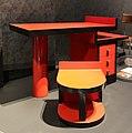 Luigi colombo (fillia), modulo spaziale scrivania, 1930 ca. (galleria narciso, torino).jpg