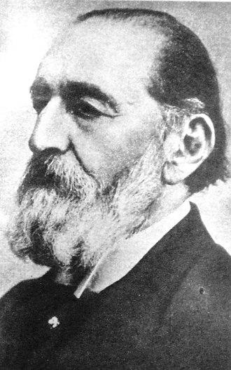 1892 Argentine presidential election - Image: Luis Saenz Peña