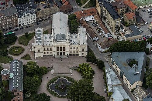 Sammanfattning av Lunds kommun fr Kulturmiljprogram