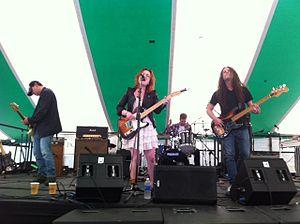 Lydia Loveless - Lydia Loveless performing at SXSW 2014