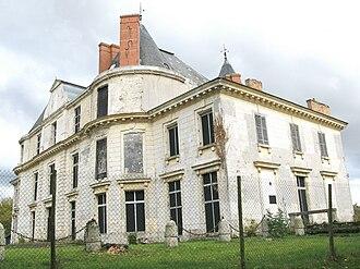 Château de Méréville - Château de Méréville in 2008