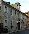 Měšťanský dům (Malá Strana), Praha 1, Míšeňská 6, Malá Strana.JPG