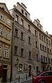 Měšťanský dům U Zelenků (Malá Strana), Praha 1, Thunovská 19, Malá Strana.jpg