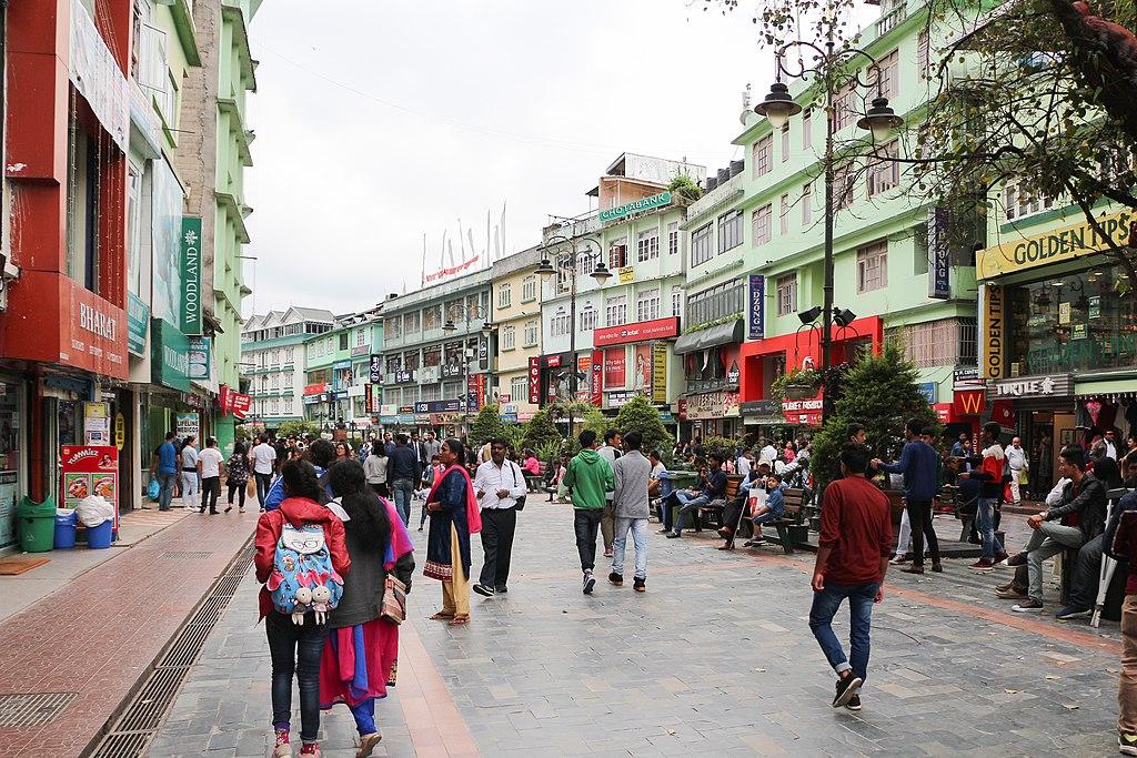 M.G. Marg, Gangtok
