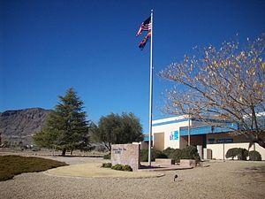 Mohave Community College - MCC's Neal Campus in Kingman, Arizona.