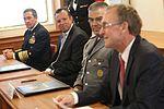 MINISTERIOS DE DEFENSA DEL PERÚ Y ALEMANIA FIRMARON ACUERDO DE COOPERACIÓN INSTERINSTITUCIONAL EN MATERIA DE DEFENSA (27436974011).jpg