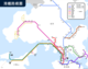 MTR System Map 2009 zh.png