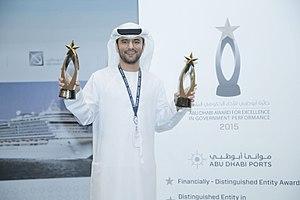Mohamed Juma Al Shamisi - Image: M J ALSHAMISI