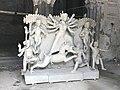 Maa Durga at Hathkhola Dutta Bari, Nimtalla, Kolkata, MA65.jpg