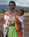 Maasai Woman Meeyu Sale Wearing her Finest.jpg