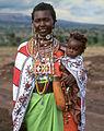 Maasai Woman Meeyu Sale Wearing her Finest.jpg
