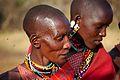 Maasai Women, Outside Masai Mara, 2006.JPG