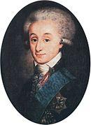 Maciej Radzivił. Мацей Радзівіл (1788)