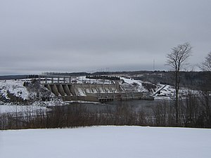 Saint John River (Bay of Fundy) - Mactaquac Dam