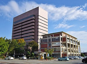 Maebashi - Maebashi City Hall