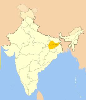 Magahi language Indo-Aryan language spoken in India
