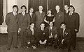 Mahammad Amin Rasulzade with Ataman family and others.jpg