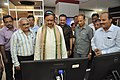 Mahesh Sharma Checks Mind Game - NDL - NCSM - Kolkata 2017-07-11 3520.JPG