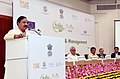 Mahesh Sharma addressing the Session on 'Plastic Pollution & Management', as the part of the World Environment Day celebrations, in New Delhi.JPG