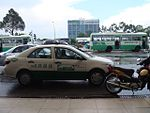 Mai Linh Taxi at Tan Son Nhat.jpg