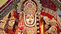 Main Goddess at Shree Narayani Dham Temple, Lonavala.JPG
