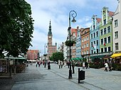 Main Town Hall and Long Market Square in Gdańsk (2010).jpg