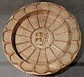 Maiolica ispano-moresca, piatto a lustro, manises, 1470-1500 ca. 02.jpg