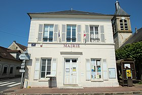 Mairie de Dammartin-en-Serve