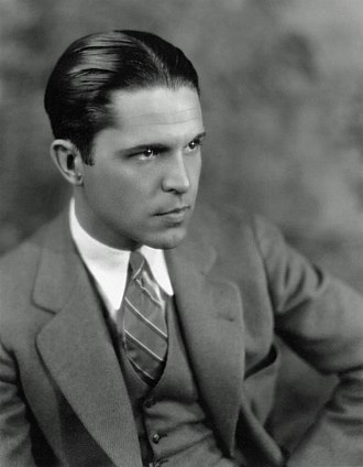 Malcolm McGregor - McGregor in a scene from Lady of the Night (1925)