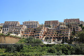 Swieqi Local council in Northern Region, Malta