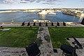 Malta - Valletta - Upper Barrakka Gardens 15 Terraced Arches 1661 - Saluting Battery.jpg