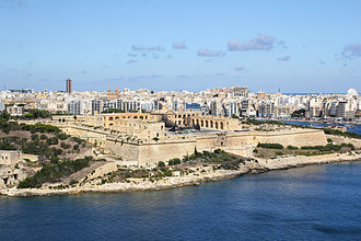 António Manoel de Vilhena - Fort Manoel, which was financed by and named after de Vilhena
