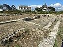 Murs de la Villa du Domaine archéologique de Mané-Véchen situé sur la commune de Plouhinec en France / CC BY-SA 3.0 Matthieu Sontag via Wikimedia Commons