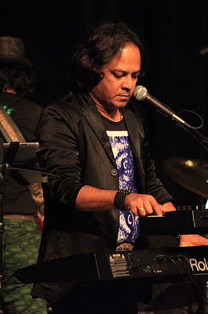 Miles (band) - Current band members include from left Shafin Ahmed, Hamin Ahmed, Iqbal Asif Jewel, Syed Ziaur Rahman Turjo and Manam Ahmed