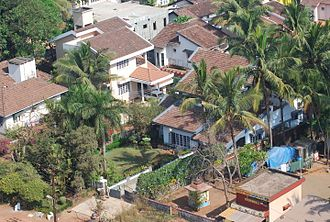 Mangalore tiles - These tiles define Mangalore's skyline and characterize its urban setting