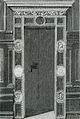 Mantova Palazzo Ducale porta in marmo con bassorilievi.jpg