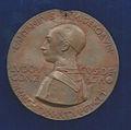 Mantua Renaissance Electrotype Medal of Pisanello.jpg