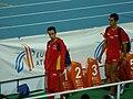 Manuel Olmedo and Arturo Casado Barcelona 2010.jpg