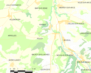 Map commune FR insee code 10296.png
